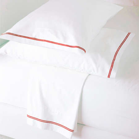 Red Dove Flat Sheet Set Glam