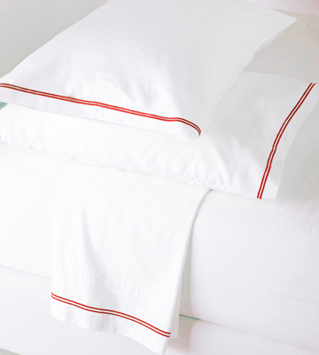 Red Dove Flat Sheet Set Glam